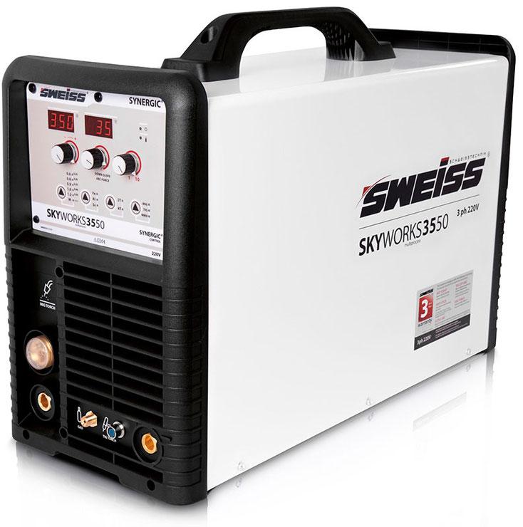 Skyworks 3550 - Soldadora Multiprocesos Sweiss