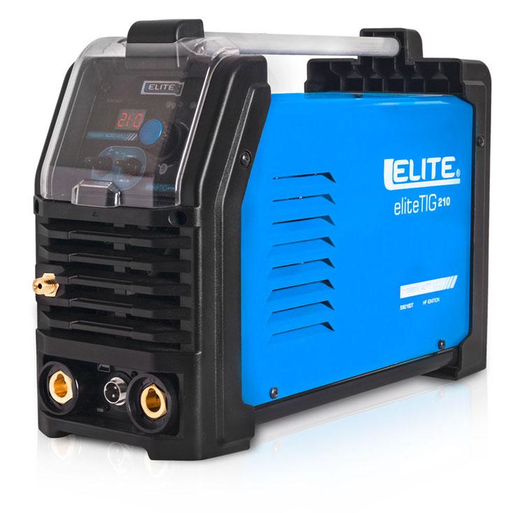 Inversor Elite Tig 210 Soldadora TIG