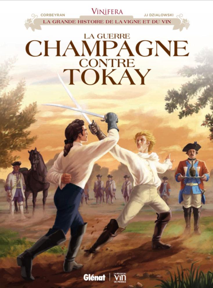 Champagne contre Tokay la grande bataille du vin au XVIIIe siècle