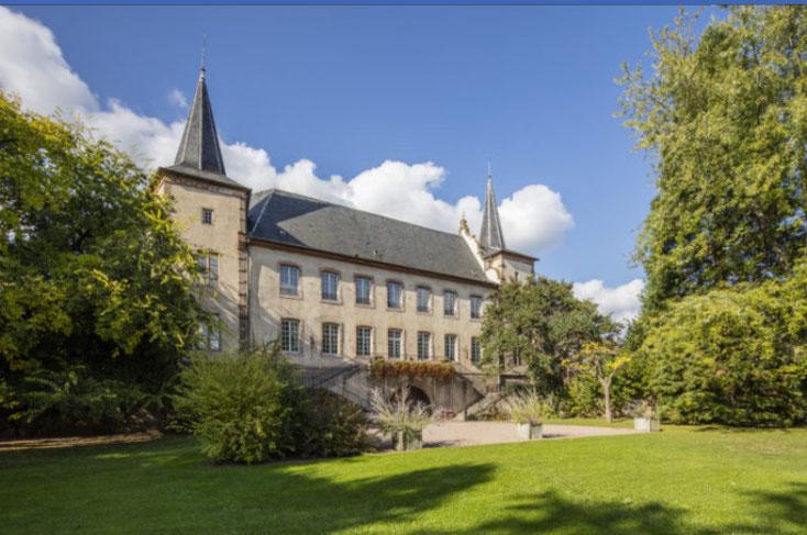 Le château de Schwendi à Kientzheim aujourd'hui siège de la Confrérie Saint Etienne