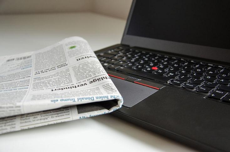Schwerpunkte der Öffentlichkeitsarbeit sind die Erstellung dieser Homepage, Pressemitteilungen und Kontakt zur Bevölkerung beim Adventsmarkt im Zentrum Sulzgries (Bildquelle: www.pixabay,de)