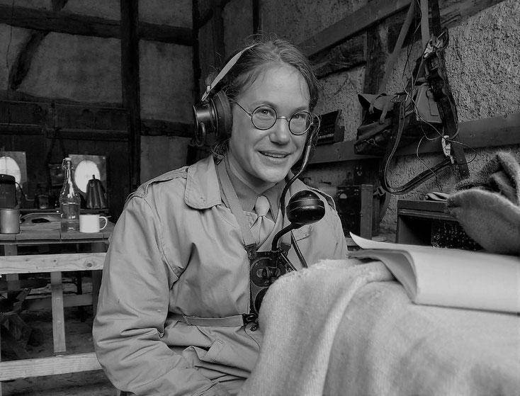 reconstitution historique armée française de Libération