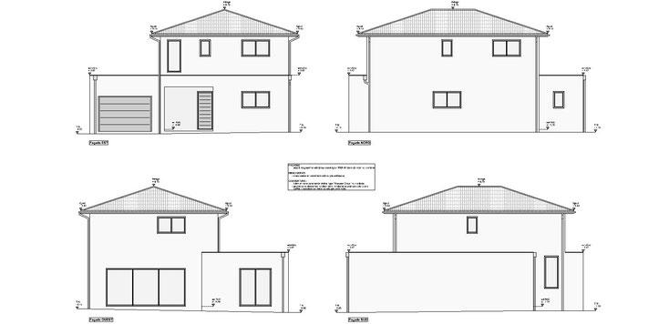 permis maison Villenave d'Ornon 33140