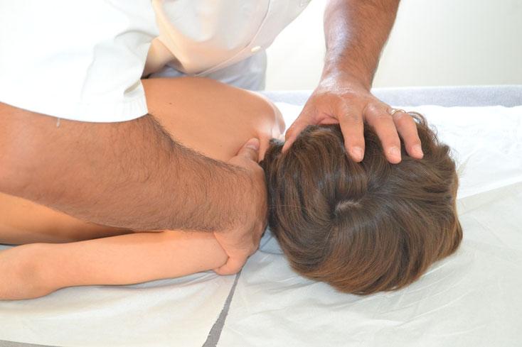 Ostéopathie chez l'enfant