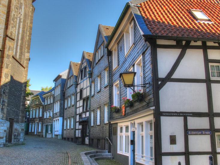 Altstadt Mettmann; Detektei Mettmann, Detektiv Mettmann, Privatdetektiv Mettmann