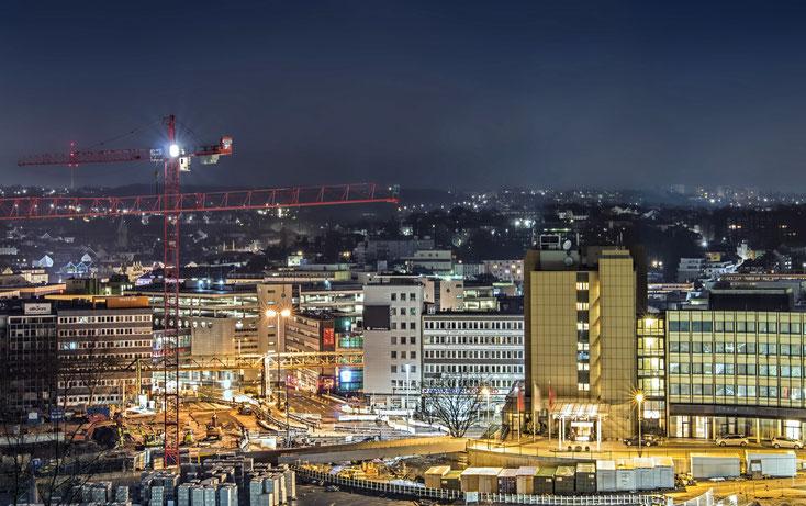 Baustelle Döppersberg; Detektiv Wuppertal, Detektei Wuppertal, Privatdetektiv Wuppertal