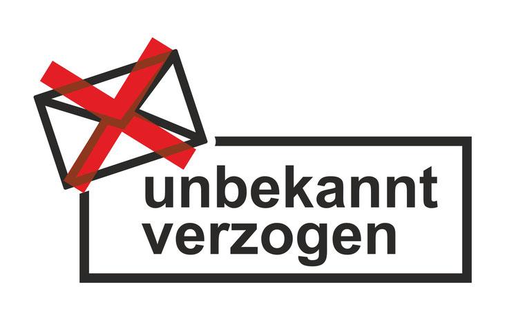 Unbekannt verzogen; Adressermittlung, Adressrecherche, Privatdetektiv Wuppertal