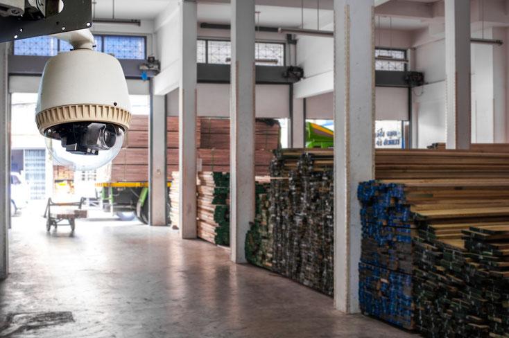 Lagerüberwachung; Wirtschaftsdetektei Wuppertal, Lagerdiebstahl, Warendiebstahl