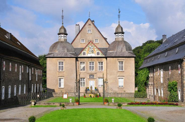 Neuenhof Castle; private investigator Lüdenscheid, detective agency Lüdenscheid, detective Lüdenscheid