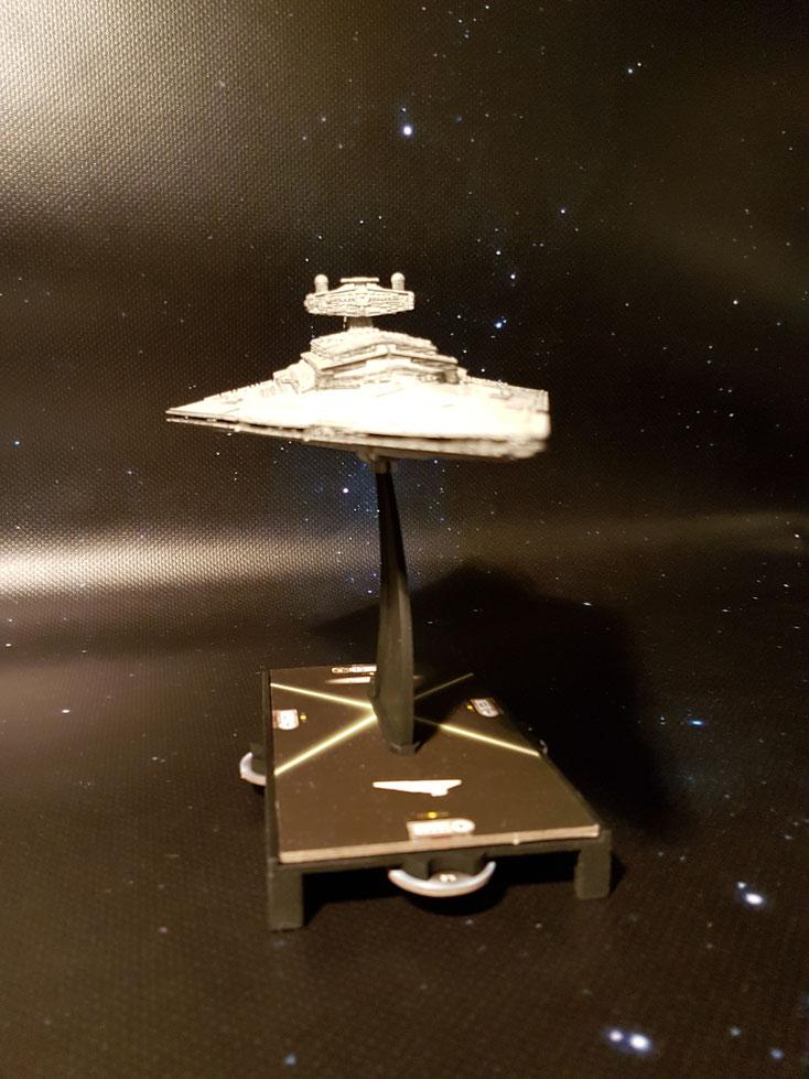 Ein imperialer Sternenzerstörer