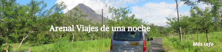 Disfrute de lo mejor de La Fortuna y Volcán Arenal en 2 días 1 noche