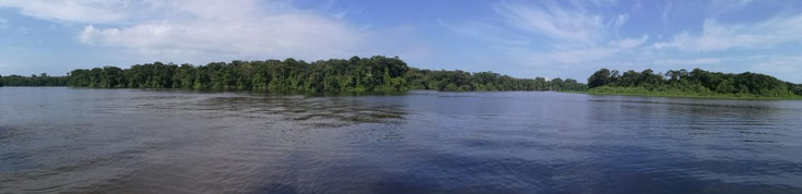 Visiting Tortuguero from Arenal