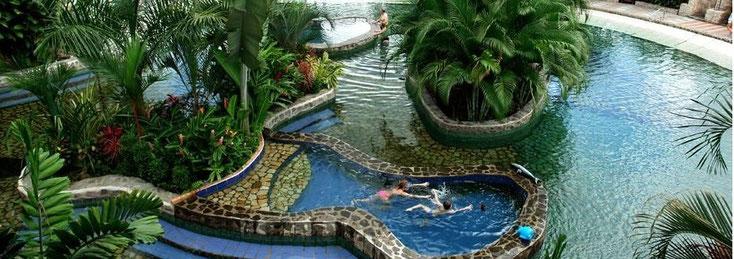 Vacaciones 2D 1N:  Hotel, Desayuno, Termales Baldi, una comida