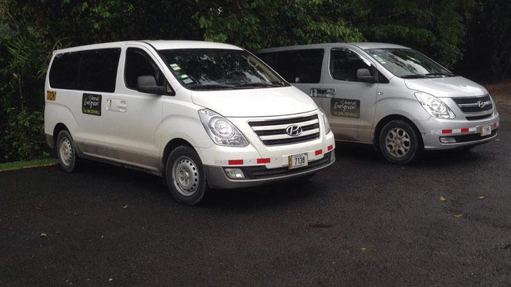 Transporte desde el aeropuerto de alajuela o liberia hacia su hotel en La Fortuna - Volcán Arenal