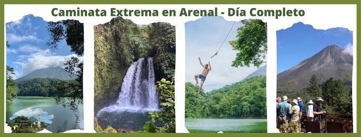 Arenal Caminata Extrema