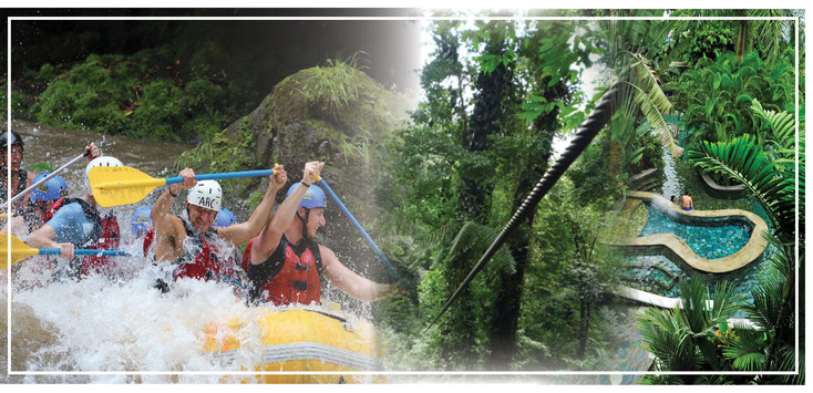Costa Rica Adventure Vacation Package