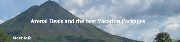 Vacation Packages Arenal Volcano La Fortuna