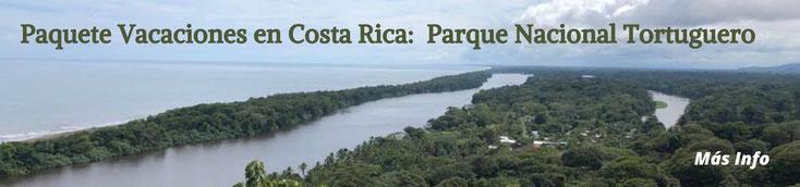 Combine San José Arenal La Fortuna y Tortuguero. Vacaciones en Costa Rica.