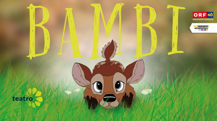 Bambi teatro Stadtgalerie Mödling