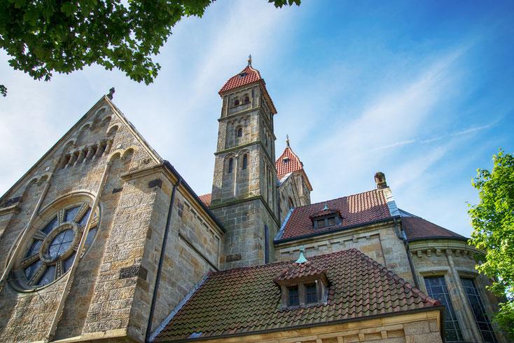 Marienkirche Warendorf; Wirtschaftsdetektei Ahlen, Wirtschaftsdetektiv Ahlen, Detektiv-Team Ahlen