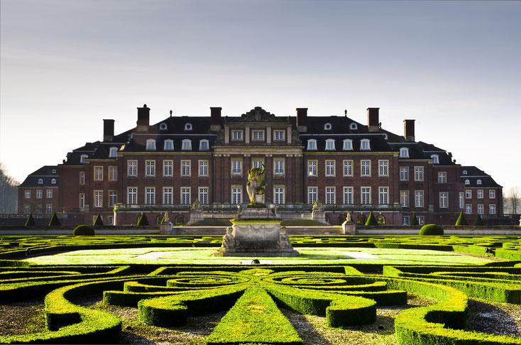 Schloss Nordkirchen bei Münster mit Parkanlage; Detektiv Westfalen, Detektei Westfalen, Privatdetektiv Westfalen