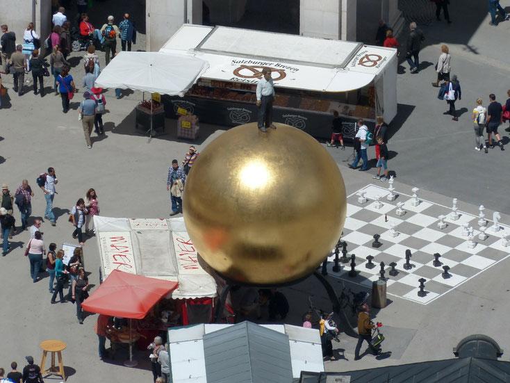 Salzburg Stadt, Kapitelplatz