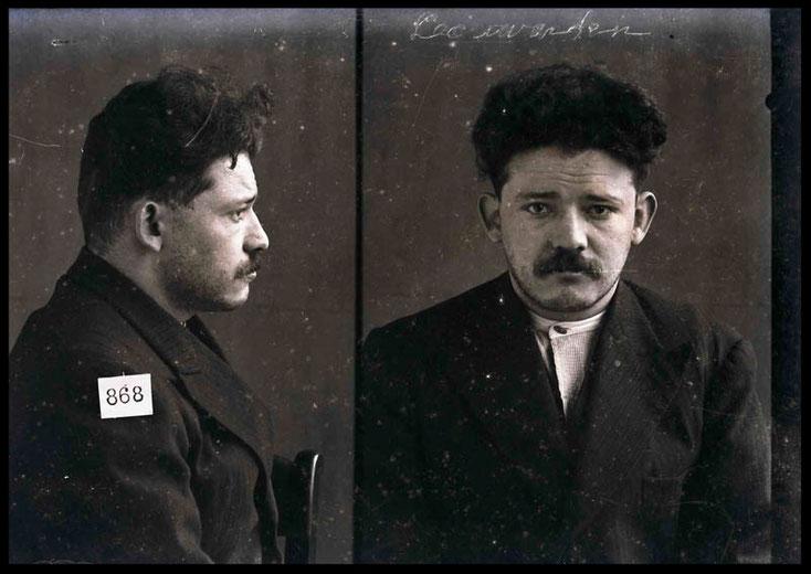 Emmanuel Polak  Strafgevangenis Leeuwarden