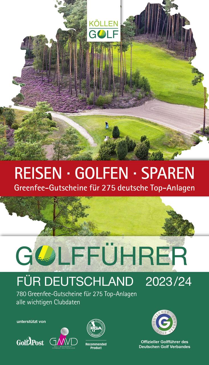 Der Golfführer für Deutschland 2019/20