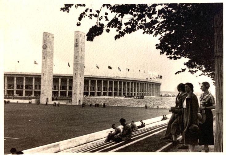 Olympiastadion Berlin 1936