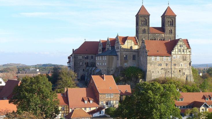 Burg Quedlinburg - Pixabay.de
