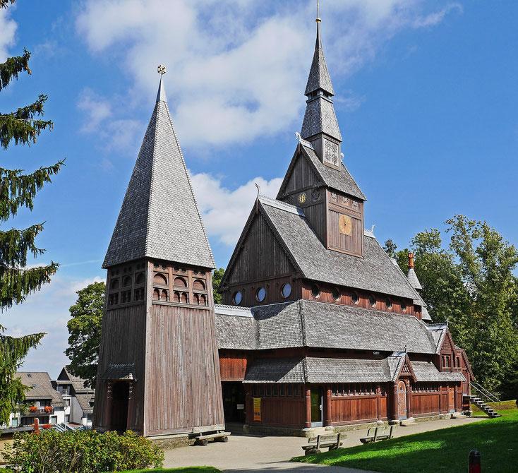 Stabkirche in Goslar / Hahnenklee - Pixabay.de