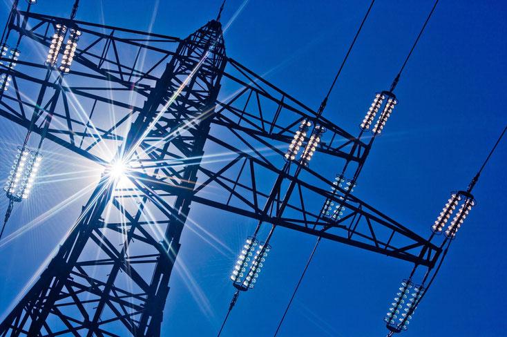 Rutengänger macht Magnetfeld unter Stromleitungen sichtbar