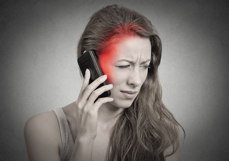 Handystrahlung durch Rutengänger hörbar gemacht
