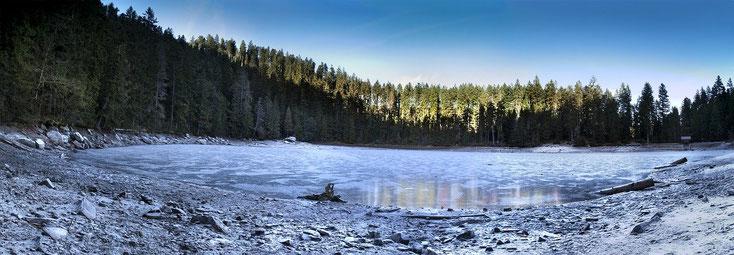 Könnte ein erfrischendes Bad in diesem eisigen Bergsee Betroffenen einer Histaminintoleranz oder einer Mastzellaktivierung vielleicht mehr helfen, als ein prall gefüllter Medikamentencocktail? Zahlreiche Studien legen das zumindest nahe!