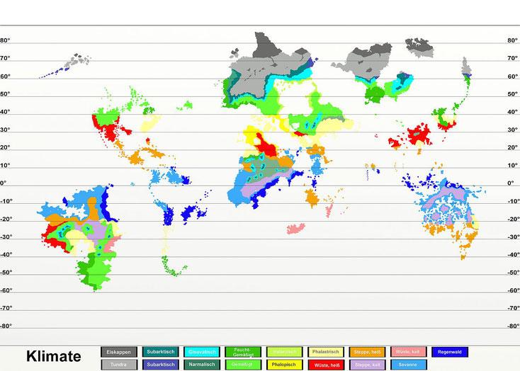 Klimakarte