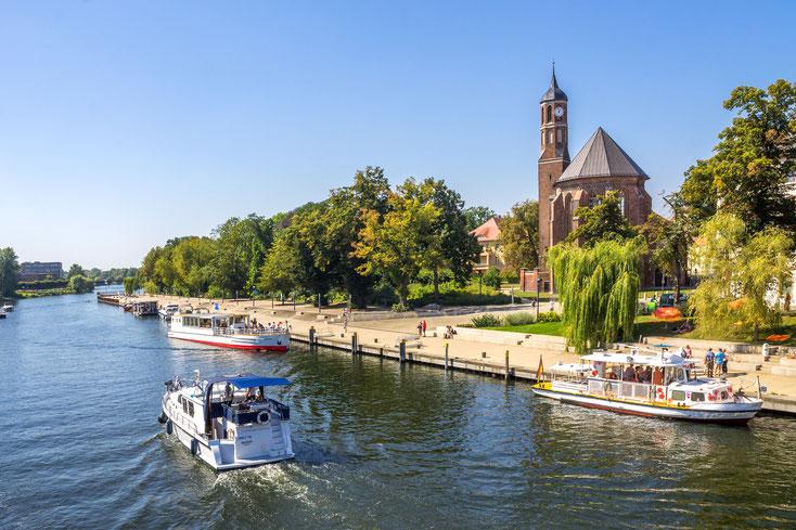 St. Johannis; Wirtschaftsdetektei Brandenburg, Privatdetektei Brandenburg an der Havel