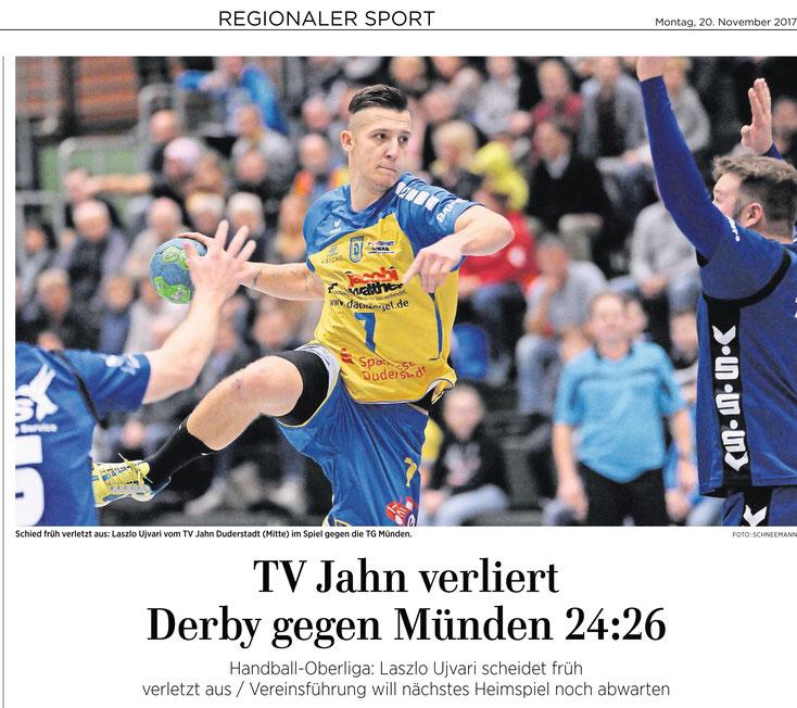 TV Jahn Duderstadt, TG Münden