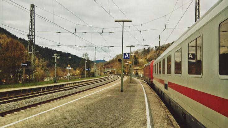 Dienstlicher Urlaubsbeginn im Schwarzwald