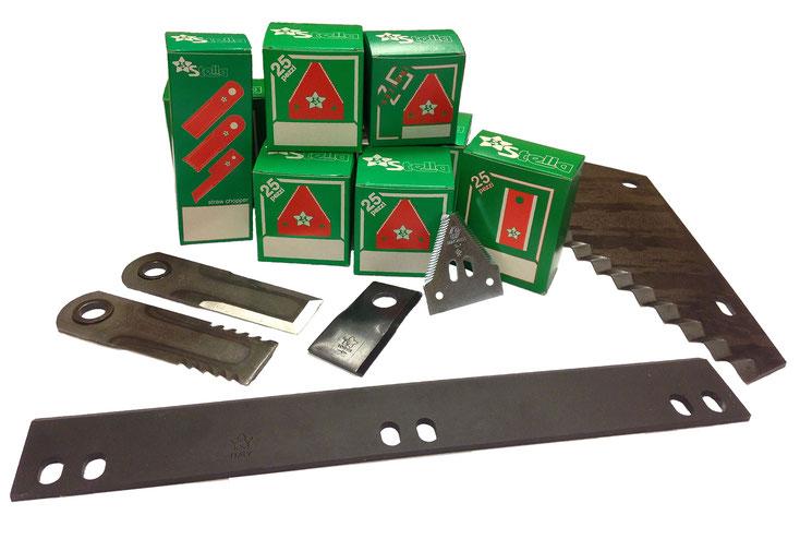 лезвия и ножи Stella