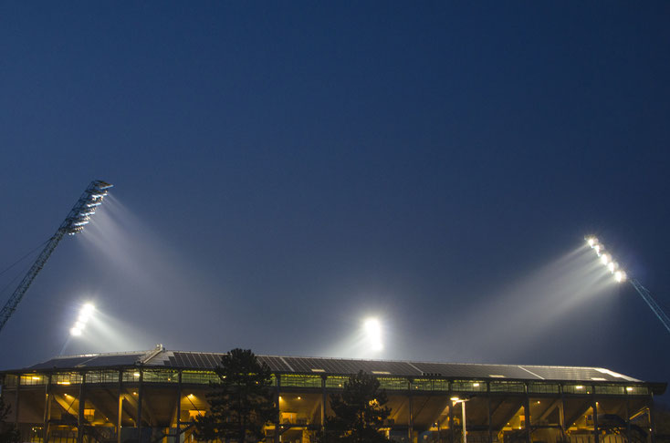 Ostseestadion Rostock; Mitarbeiterüberwachung Rostock, Krankfeiern, Detektei Rostock