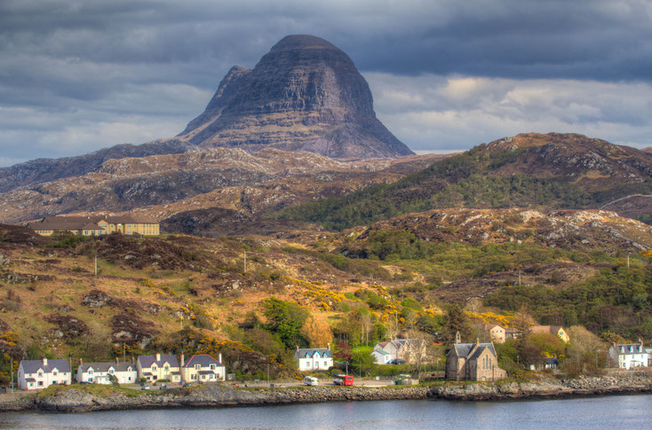 Suilven NC500 - Bed and Breakfast Highlands of Scotland