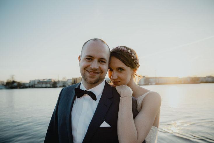 Hochzeitsfotos Krokodil Köpenick