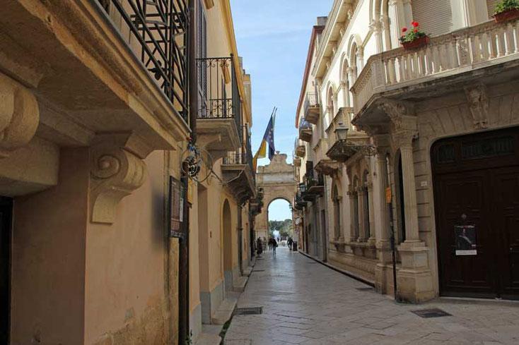 Sizilien 2016 - In den Straßen von Marsala