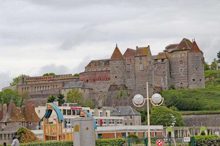 Brügge, Oostende, Calais, Le Havre, Cap Gris Nez, Somme, Bayeaux, Mont Saint Michel, Cherbourgh, Rouen, Chartres, Versailles, Reimes