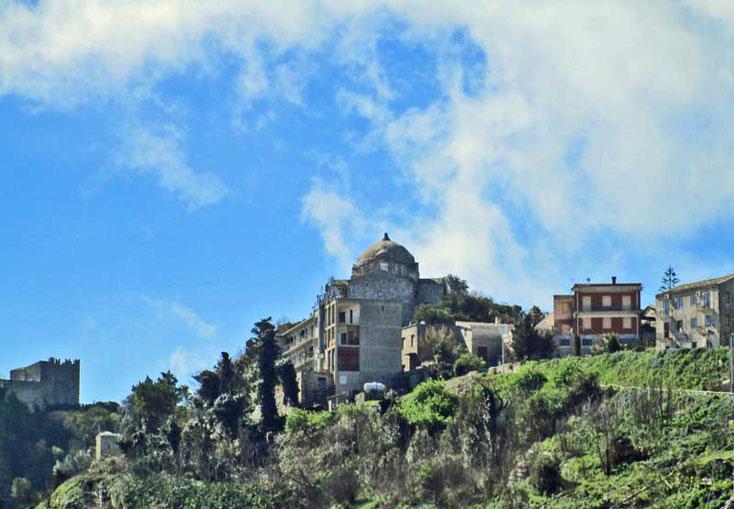 Sizilien - Bummel durch die Stadt auf dem Berg Erice