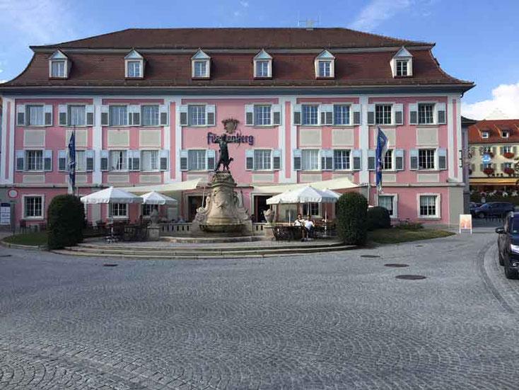 Bild 13 Das Restaurant Zum Bräustüberl in Donaueschingen