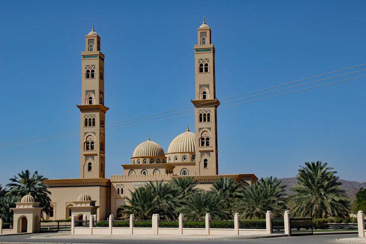 Oman Uralub 2017; Moschee in Bahla