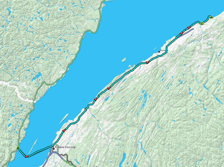 Kanada, Toronto, Ontario, Quebec, Niagara Falls, Gaspesie, Wohnmobil, Algonqouin, 1000 Islands, Huronsee
