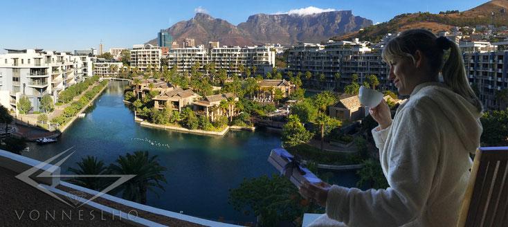 Luxus Bio Bademantel mit Kapuze extra lang, 5* Hotel One&Only, Tafelberg in Kapstadt , Südafrika, MORGONROCK, BATHROBE, BADEKAPE, KYLPYTAKKI, BADROCKJ