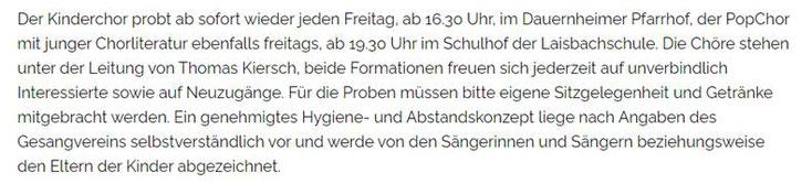 Wetterauer Zeitung, 03.09.2020